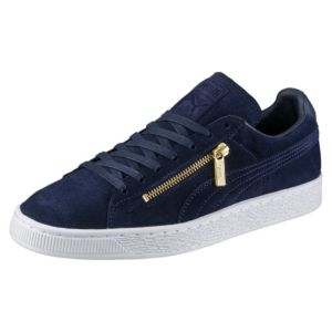 Suede Classic Zip Trainers