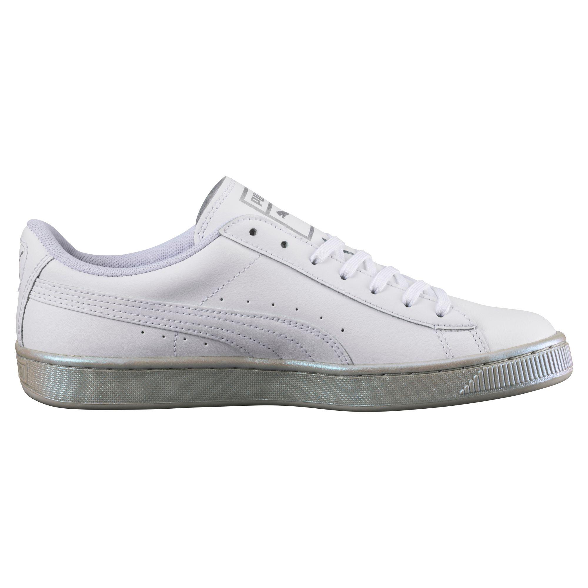 PUMA Sport Basket Classic Pearl Herren Sneaker Sport PUMA Classics Schuhe Männer Neu 8564cc