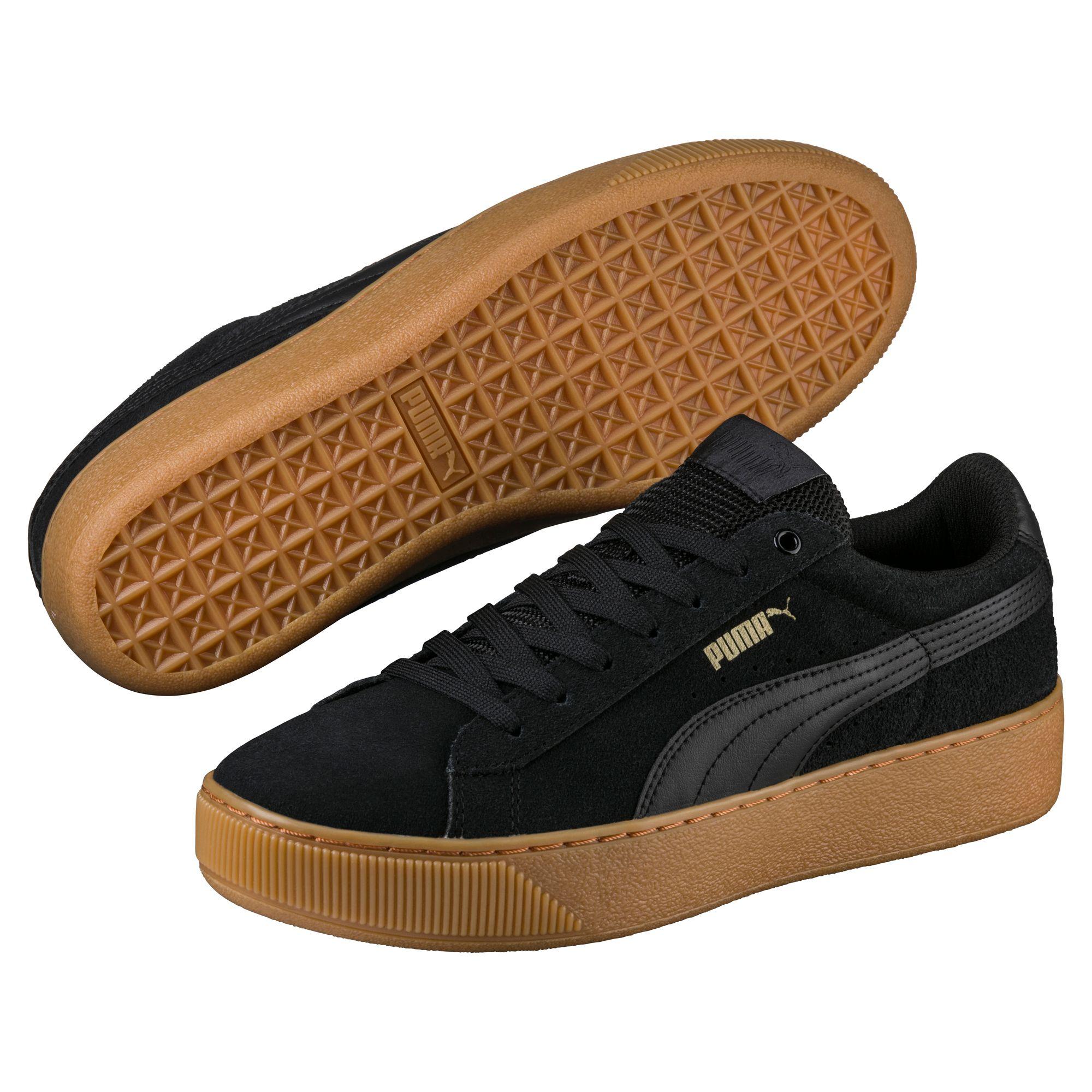 puma platform damen sneaker