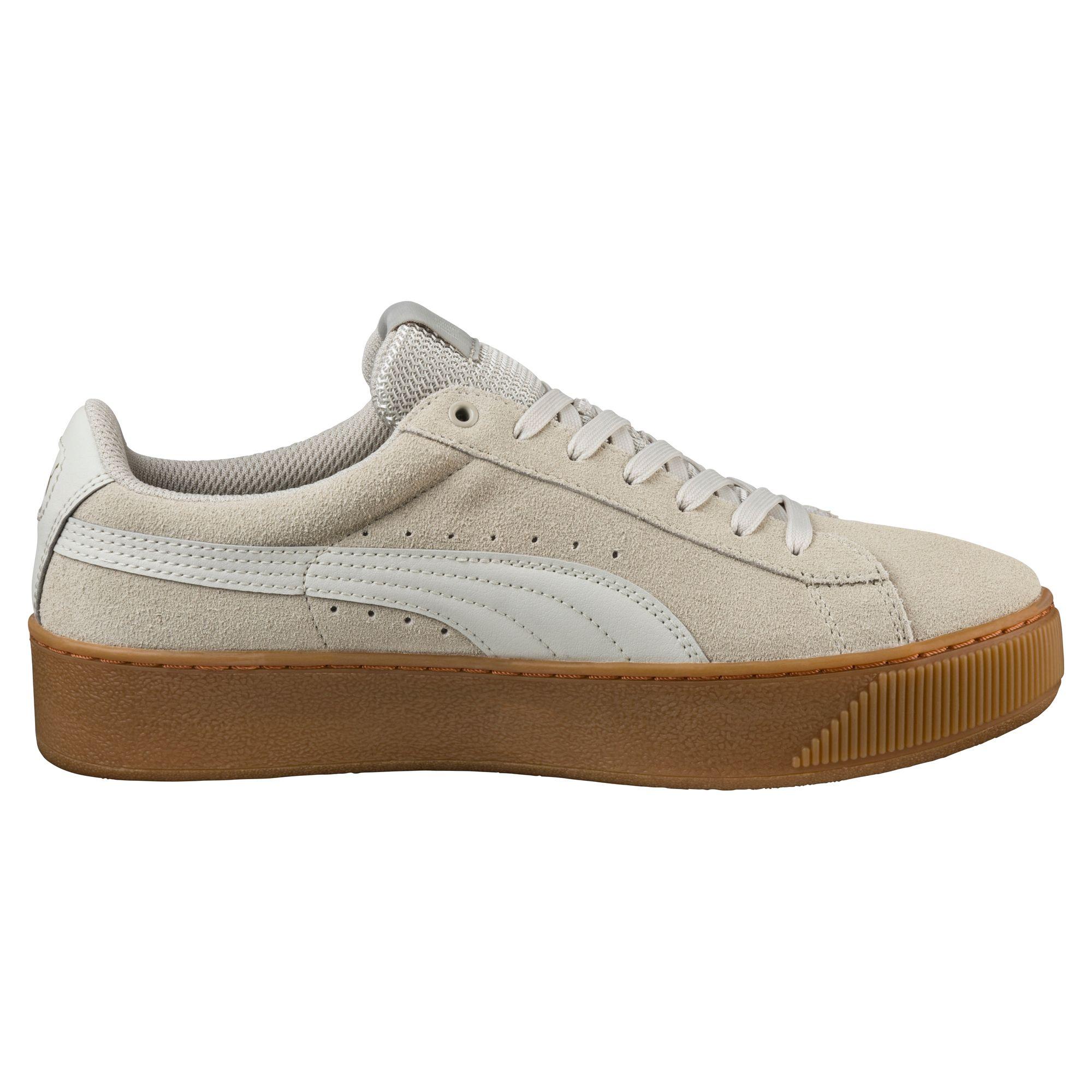 puma damen platform sneakers