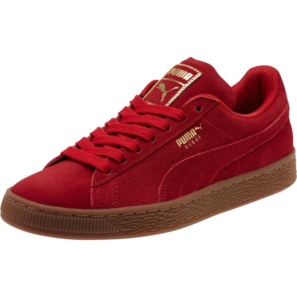 puma suede classic gold women s sneakers. Black Bedroom Furniture Sets. Home Design Ideas