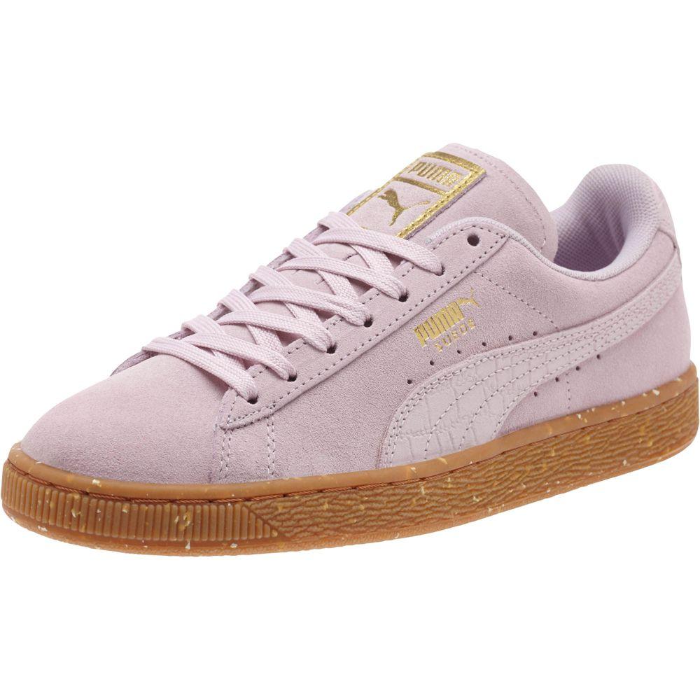 Suede Classic, Zapatillas para Mujer, Beige (Safari-White), 36 EU Puma