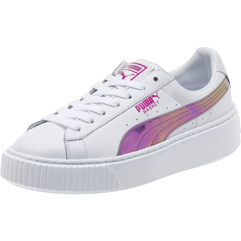 puma basket platform junior