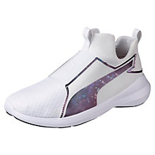 Rebel Mid Swan Women's Trainers
