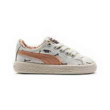 PUMA x TINYCOTTONS Kinder Basket Canvas