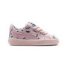 PUMA x TINYCOTTONS Kids' Basket Canvas