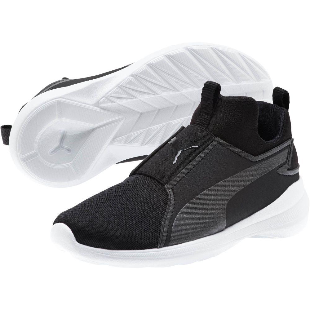 Skate shoes rebel - Puma Rebel Mid Preschool Training Shoes