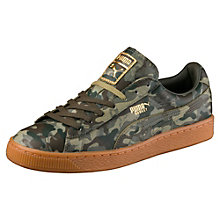 Basket Classic Camo AOP Trainers