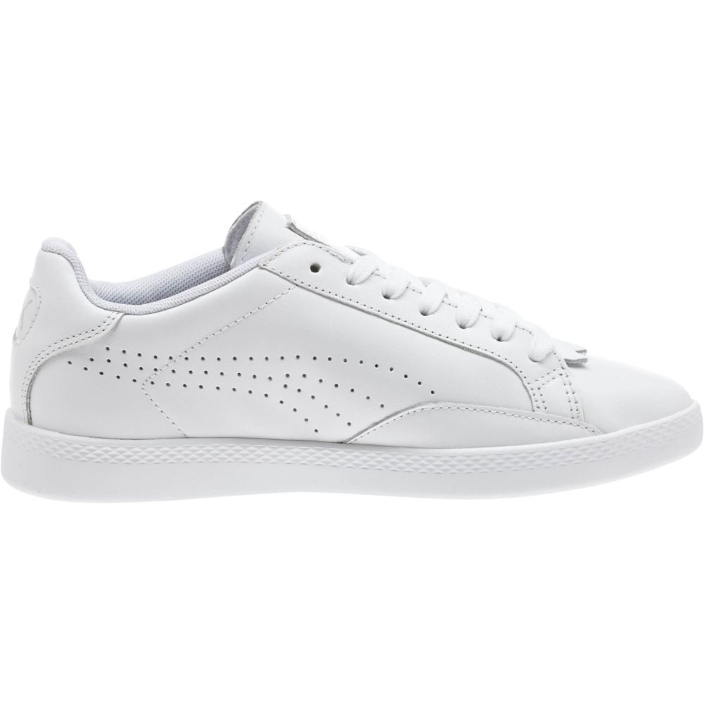 PUMA Match Lo Leather Reset Women s Sneakers