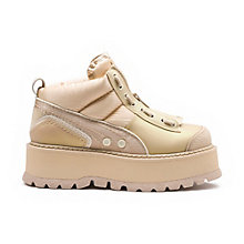 Zipped Women's Sneaker Boots