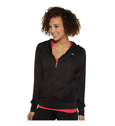Tech Performance Zip-Up Hoodie