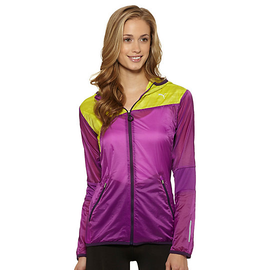Progressive Core Running Windbreaker