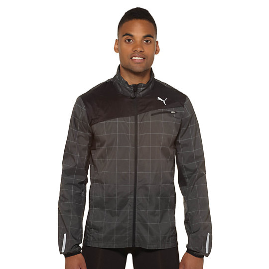 Pure NightCat Reflective Running Jacket