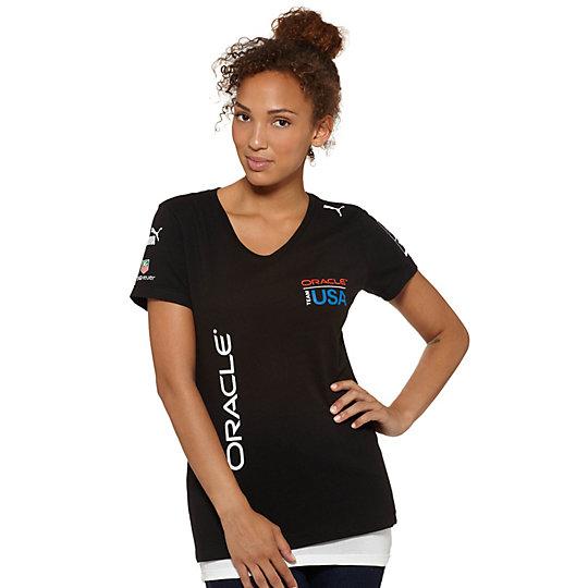 Oracle Shirt Puma Oracle Team Usa T-shirt