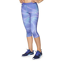 Pure Graphic 3/4 Running Tights