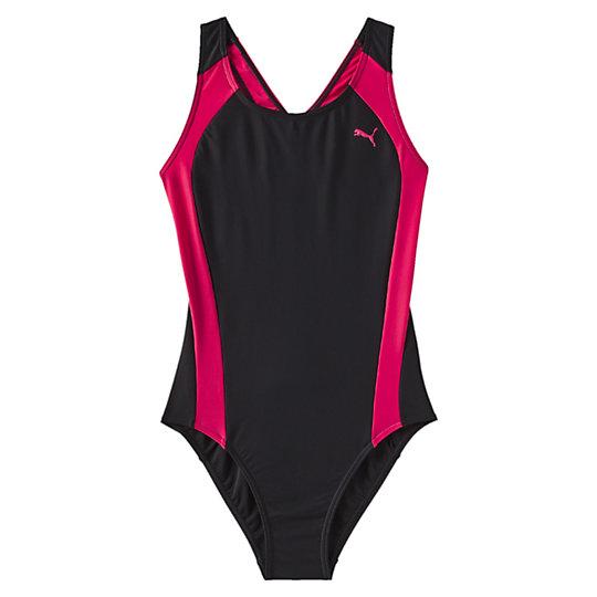 Купальник ACTIVE Cat Logo Swim Suit WКупальники<br>Купальник ACTIVE Cat Logo Swim Suit W<br><br>Отличный сплошной спортивный купальник от PUMA для амбициозных пловцов. Стильный и незаменимый плавательный костюм для любителей водных видов спорта. Благодаря своему дизайну - он достойно подчеркнет вашу спортивную форму<br><br><br>        Коллекция: Весна-лето 2016 года.<br>        Детали:<br>        Спортивная Т-образная спина с вырезом<br>        Эластичные вставки для максимального комфорта<br>        Материал Lycra для долгой эластичности<br>        Невесомые материалы, которые быстро сохнут<br>        Материал: 80% нейлон, 20% эластан (Lycra xtraLife&amp;amp;reg;)<br><br><br>color: красный<br>size RU: XS<br>gender: Female