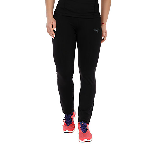 Брюки WT Ess. Straight Leg Pants от PUMA