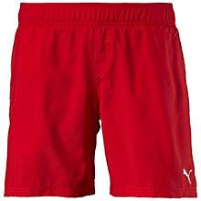 Beach shorts.
