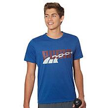 Formstriped Weave Logo T-Shirt