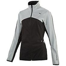 Running Night Cat Illuminate Women's Jacket