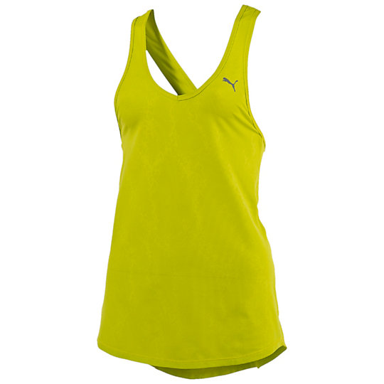 ����� WT Mesh It Up Layer Tank - Puma����<br>����� WT Mesh It Up Layer Tank ������������� ����� WT Mesh It Up Layer Tank �� PUMA ��������� ���������� ���� ������������ ����� ����������� ������������ ���������� ���� �� ����� �������� ������� ������� � ��������� ��� �� �����. ��� ������ �� ��������������� ��������� PUMA ������ �������� �� ������ ��� ����������  �����, �� � �������� ��� ������������ �����.�����: �����-���� 2015 ����������: 94% ���������, 6% �������������, �� ��� ���� ������� �����, �� ������������ ��������������  coolCELL, ��������� ������� �� ���� �����, ����������� ������� ��������������.��������� �� ������������� � ����<br><br>color: ������<br>size US: XS<br>gender: Female