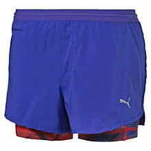 Running Women's Blast 2 in 1 Shorts