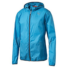 Running Hooded Lightweight Jacket