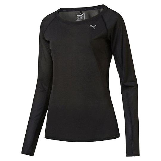 T-Shirt à manches longues Running pour femme