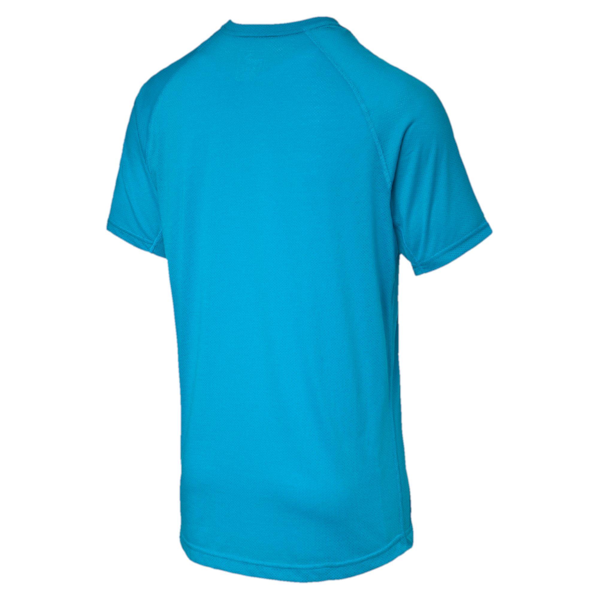 Puma PUMA Heather Cat Training T-Shirt Herren Fitnessshirt Sportshirt 518382