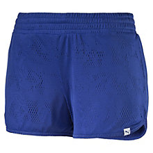 Active Training Frauen Mesh It Up Shorts
