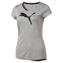 Active Training Women's Heather Cat T-Shirt