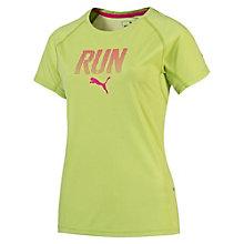 T-Shirt Running Run pour femme