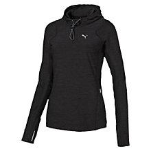 T-Shirt à manches longues à capuche Running pour homme