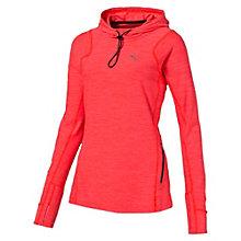 Running Frauen Kapuzen-Langarm-Shirt