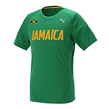 GRAPHIC SS TEE JAMAICA