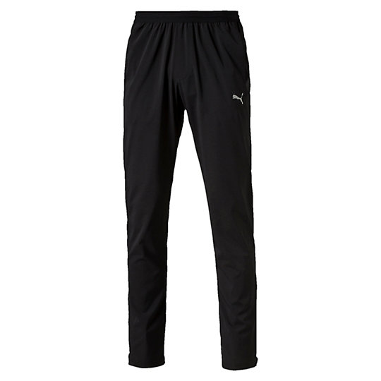 TAPERED WOVEN PANT