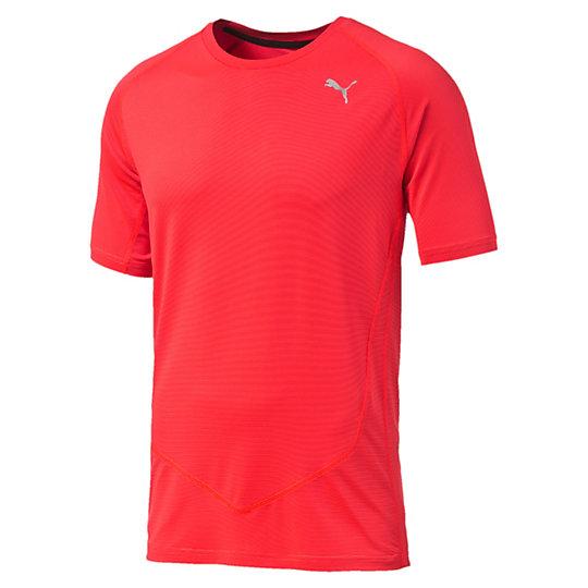 Футболка Faster than you S/S TeeФутболки и майки<br>Футболка Faster than you S/S Tee<br>Благодаря использованию технологии вентиляции PWRCOOL, эта беговая футболка сохраняет оптимальную температуру тела во время тренировок.<br><br>Коллекция: Осень-зима 2016<br>Состав: Полиэстер 92%, эластан 8%<br>Технологии: dryCell выводит влагу наружу, сохраняя сухость и комфорт во время тренировки<br>Вид спорта: Бег<br>В зонах повышенного тепловыделения обеспечивается циркуляция воздуха, и кожа охлаждается<br>Не вызывающая раздражения кожи сетчатая вставка сзади<br>Плоские швы предотвращают натирание<br>Рукав реглан дает неограниченную свободу движений<br>Страна-производитель: Гонконг<br><br><br>size RU: 46-48<br>gender: Male
