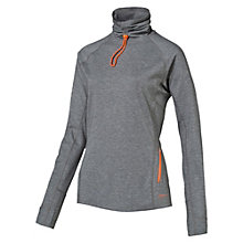 T-Shirt Running NightCat PWRWARM pour femme