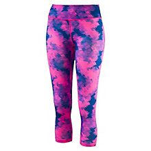 Pantaloni aderenti Active Training All Eyes On Me 3/4 donna