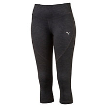 Pantalon 3/4 Active Training Dancer Yogini Heather pour femme
