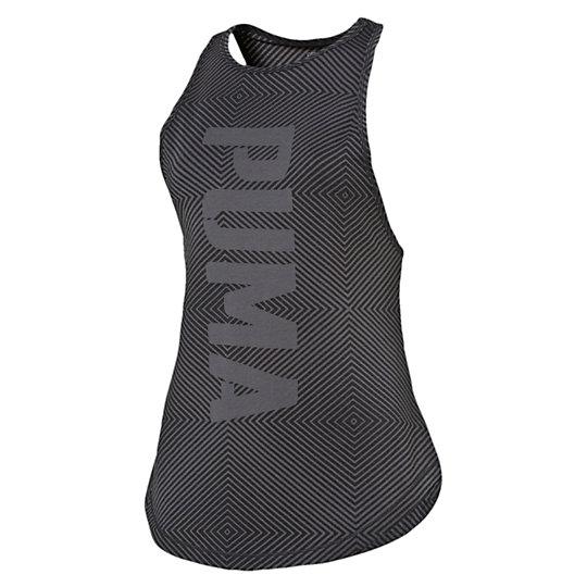 Топ Dancer PUMA Burnout TankФутболки и майки<br>Футболка Dancer PUMA Burnout Tank<br>Свободная, удобная и, нужно признать, довольно откровенная футболка — именно то, что нужно, чтобы выглядеть и чувствовать себя превосходно во время тренировок. Свободная посадка позволяет двигаться свободно, а также надевать футболку поверх других спортивный вещей.<br><br>Коллекция: Осень-зима 2016<br>Состав: полиэстер 73%, вискоза  21%, эластан 6%;  финальная влагоотводящая обработка на основе биотехнологий<br>Технологии: dryCell выводит влагу наружу, сохраняя сухость и комфорт во время тренировки<br>Вид спорта: Тренинг<br>Просторный крой не ограничивает движений и позволяют использовать футболку в многослойном комплекте одежды<br>Вертикальная надпись PUMA впереди по центру<br>Страна-производитель: Китай<br><br><br>color: серый<br>size RU: 46-48<br>gender: Female