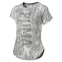 T-Shirt Active Training Dancer Burnout pour femme