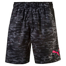 Active Training Herren Reps Woven Graphic Shorts