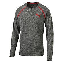 T-Shirt à manches longues Active Training Bonded Tech pour homme