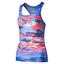 Training Essentials Women's Graphic Layer Tank Top