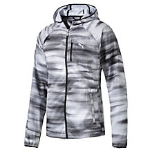 Running Men's LastLap Graphic Jacket