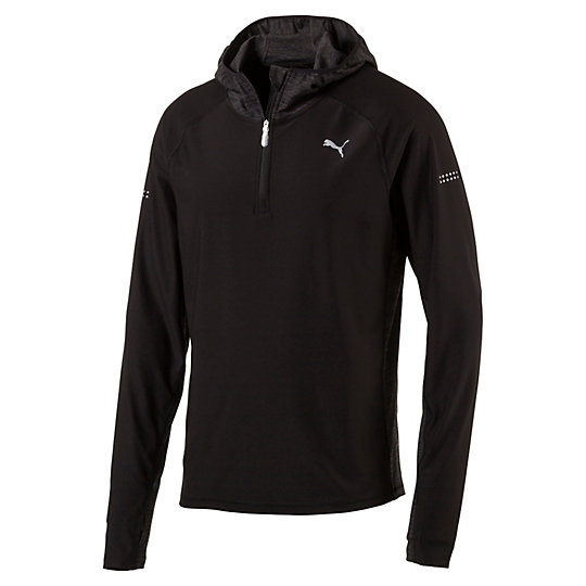 Running Men's Hooded Long Sleeve