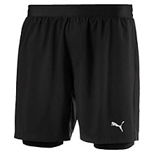 Running Herren Pace 2 in 1 Shorts