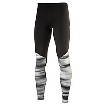 Running Men's Graphic Tights