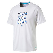 Running Men's PWRCOOL Slogan T-Shirt